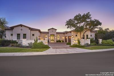 Boerne, Cibolo, Converse, Fair Oaks Ranch, Helotes, Leon Valley, New Braunfels, San Antonio, Schertz, Windcrest Single Family Home For Sale: 24511 Cliff Line