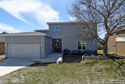 Bexar County Single Family Home For Sale: 14830 Colorado King