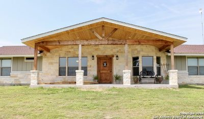 Wilson County Farm & Ranch For Sale: 3929 County Road 302