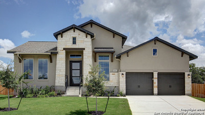Boerne Single Family Home For Sale: 122 Coldwater Creek