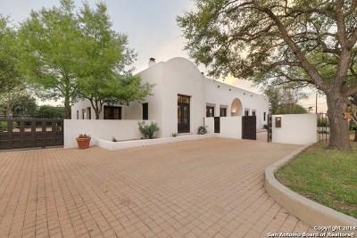 Boerne, Cibolo, Converse, Fair Oaks Ranch, Helotes, Leon Valley, New Braunfels, San Antonio, Schertz, Windcrest Single Family Home For Sale: 363 E Terra Alta Dr