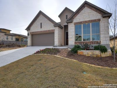 Bexar County Single Family Home For Sale: 29131 Bambi Place