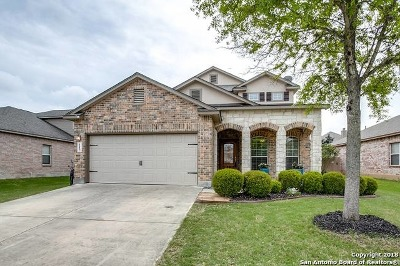Boerne Single Family Home For Sale: 113 Brunswick Dr