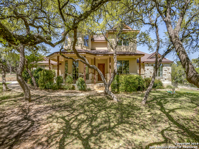Canyon Lake Single Family Home For Sale: 1779 Mountain Springs