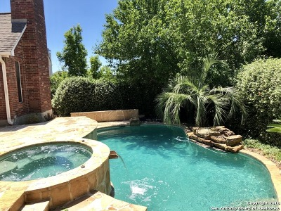 San Antonio Single Family Home Active Option: 24207 Bears Crest