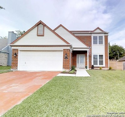 Cibolo Single Family Home Back on Market: 317 Sunrose Ln