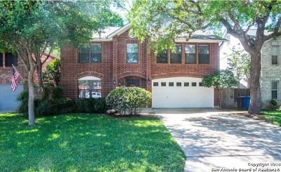 San Antonio Single Family Home Back on Market: 11137 Cedar Park
