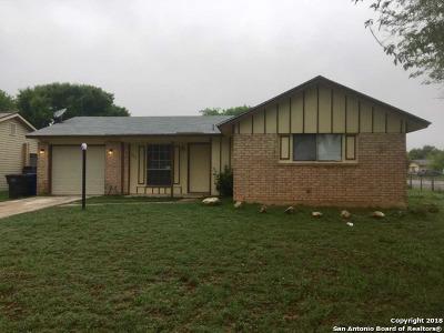 San Antonio Single Family Home Back on Market: 7403 Deep Spring St