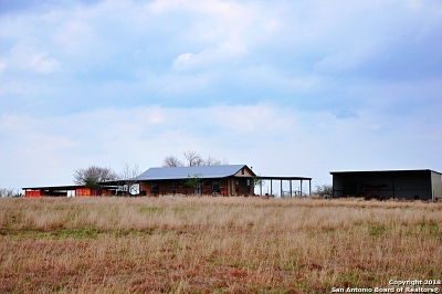 Atascosa County Farm & Ranch For Sale: 0000 Highway 791