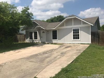 Kirby Single Family Home For Sale: 4747 Swann Ln