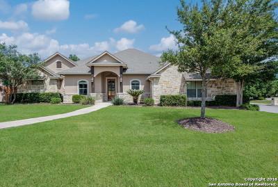 Boerne TX Single Family Home New: $345,000