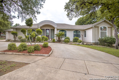 San Antonio Single Family Home Back on Market: 8619 Boutry Hts