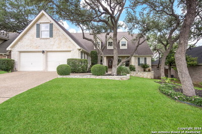 San Antonio Single Family Home Back on Market: 2231 Deerfield Wood