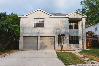 San Antonio Single Family Home Back on Market: 7915 Cerezo