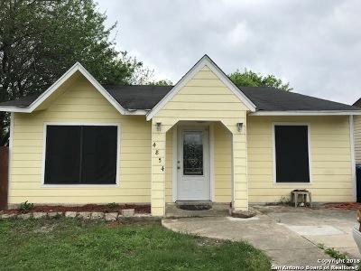 Single Family Home Back on Market: 4854 Featherrock
