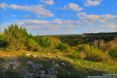 Boerne Residential Lots & Land For Sale: 143 Paradise Point Dr