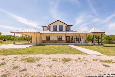 Atascosa County Single Family Home For Sale: 580 Heickman Rd