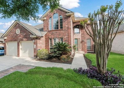 San Antonio TX Single Family Home Back on Market: $291,900