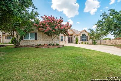 Fair Oaks Ranch Single Family Home For Sale: 30023 Cibolo Run