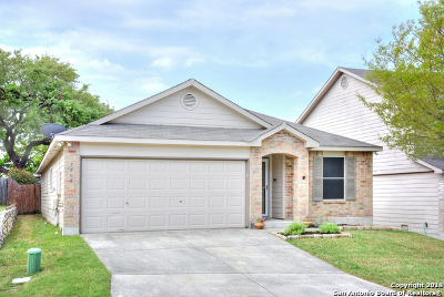 Boerne Single Family Home Price Change: 7606 Presidio Sands