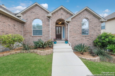 San Antonio Single Family Home For Sale: 25723 Preserve Crst
