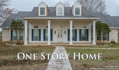 Single Family Home For Sale: 15806 Moore Rd