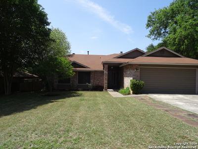 San Antonio Single Family Home Back on Market: 4935 Timber Whip