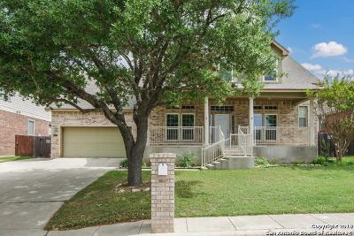 San Antonio Single Family Home For Sale: 13827 Possum Tree Rd