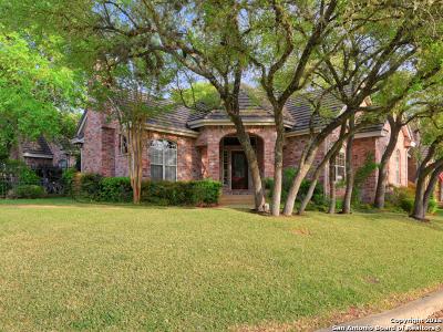 San Antonio TX Single Family Home For Sale: $389,999