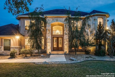 Bulverde Single Family Home For Sale: 113 Comal Crest