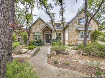 Boerne Single Family Home For Sale: 27623 Oak Brook Way