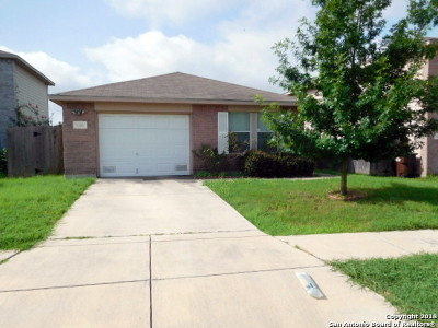 Single Family Home For Sale: 6338 Fence Crossing