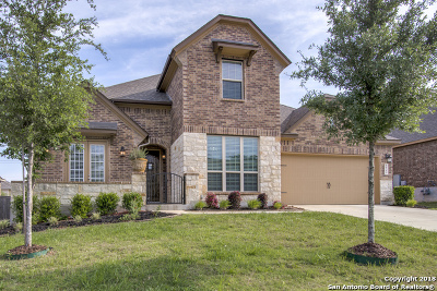 Bexar County Single Family Home For Sale: 5922 Amber Rose