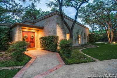 Elm Creek Single Family Home For Sale: 3827 Morgans Creek