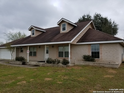 Wilson County Single Family Home For Sale: 11500 Fm 1681