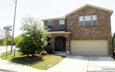 Single Family Home For Sale: 10902 Swing Rider