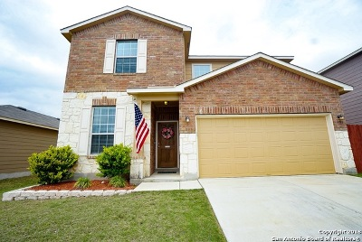 Boerne Single Family Home For Sale: 7687 Paraiso Haven