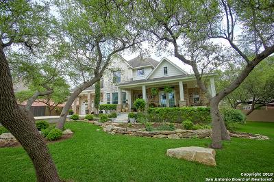 Fair Oaks Ranch Single Family Home For Sale: 8906 Woodland Pkwy