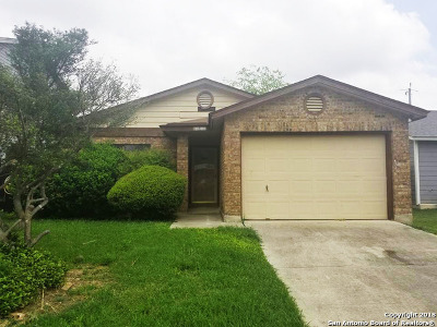 San Antonio Single Family Home For Sale: 4210 Sunrise Cove Dr