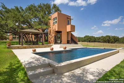 Boerne Single Family Home For Sale: 331 Fm 474