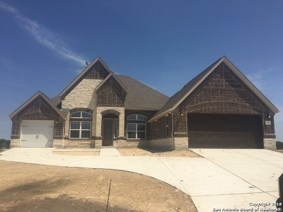 Bexar County Single Family Home For Sale: 402 Bullrun Way