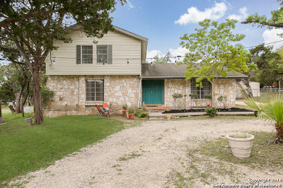 Boerne Single Family Home Back on Market: 28193 Waterview Dr