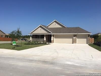 Comal County Single Family Home Back on Market: 5866 Hopper Ct