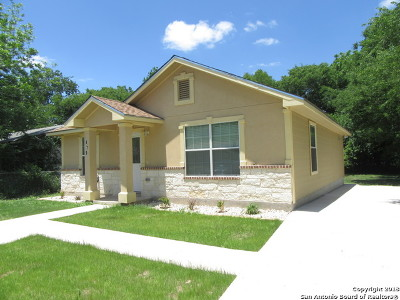 San Antonio Single Family Home Price Change: 479 Lincolnshire Dr
