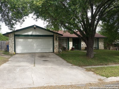 San Antonio TX Single Family Home Back on Market: $112,000