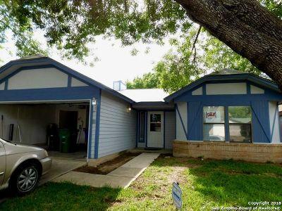 San Antonio TX Single Family Home Back on Market: $182,300