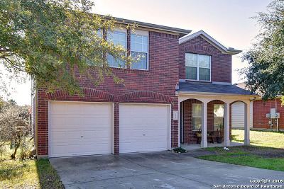 Schertz Single Family Home For Sale: 1652 Mountain Brook