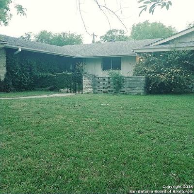Single Family Home For Sale: 103 Harrow Dr