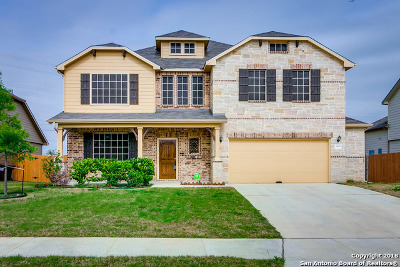 Single Family Home For Sale: 5490 Cypress Pt