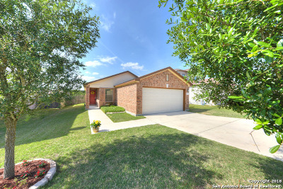 Schertz Single Family Home New: 6223 Fred Couples